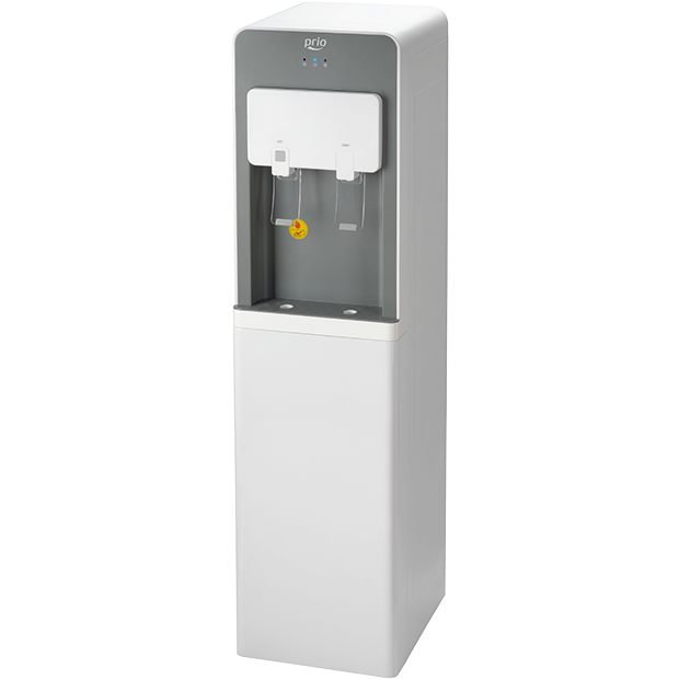Point-of-Use Direct Flow R.O. Bottleless Hot and Cold Drinking Water Dispenser Expert P500